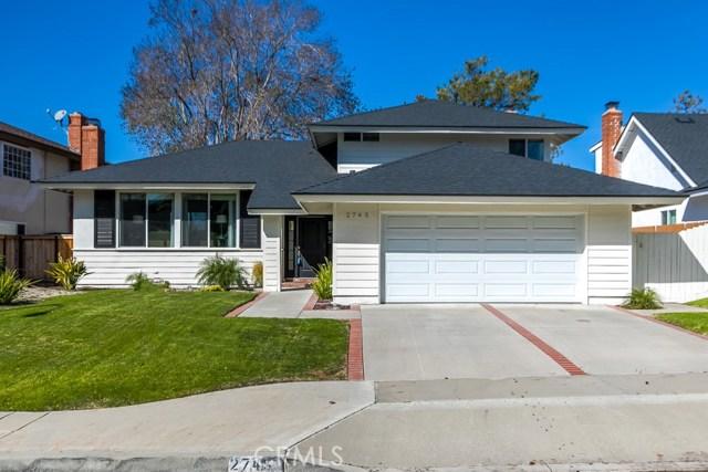 2745 Cardinal Drive, Costa Mesa, CA 92626