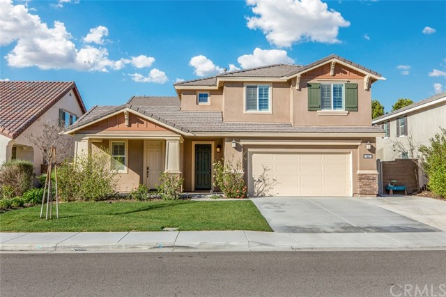 7447 Silver Saddle Court, Eastvale, CA 92880