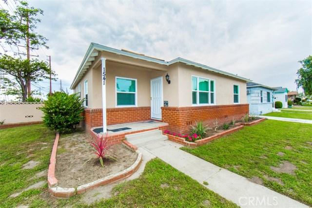 1541 S Pearl Avenue, Compton, CA 90221