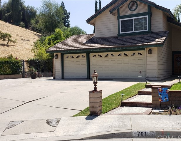 701  Packsaddle Lane, Walnut in Los Angeles County, CA 91789 Home for Sale