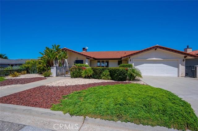 280 Travis Drive, Los Osos, CA 93402