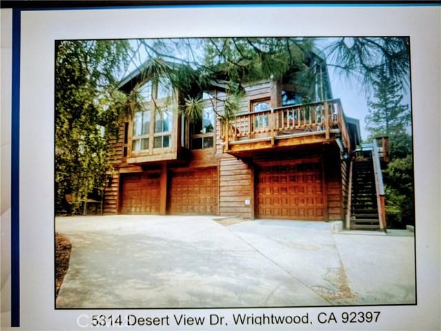 5314 Desert View Drive, Wrightwood, CA 92397