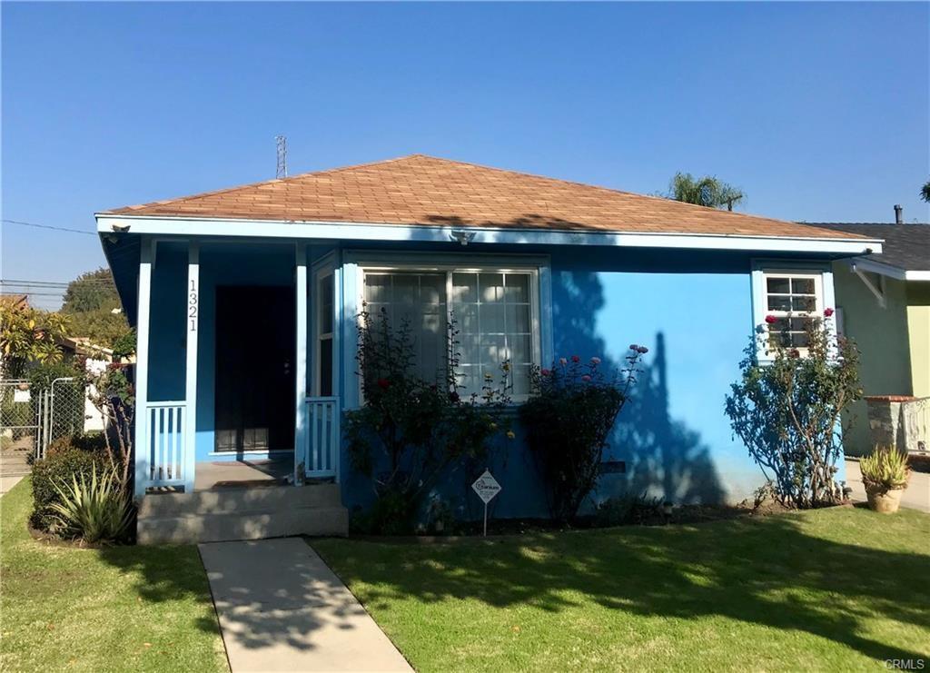 1321 E Eleanor Street, Long Beach, CA 90805
