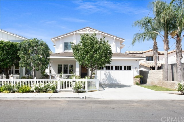 225  Monte Vista Avenue, Costa Mesa, California