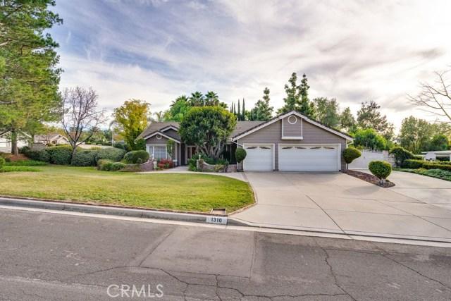 1310 Ridgeline Drive, Riverside, CA 92506