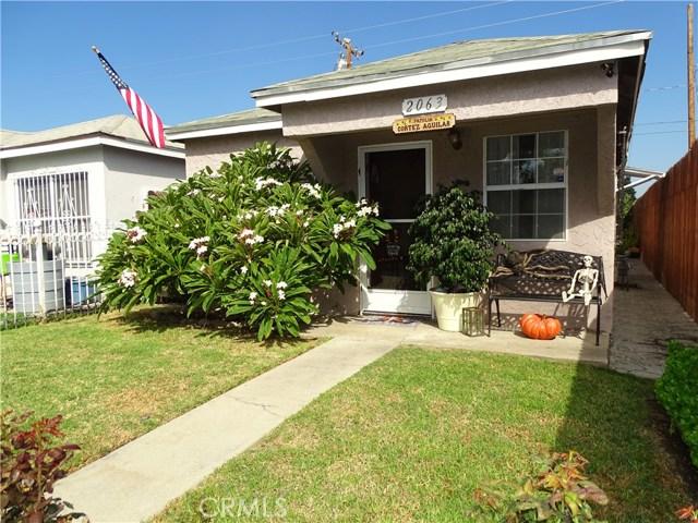 2063 E Knopf Street, Compton, CA 90222
