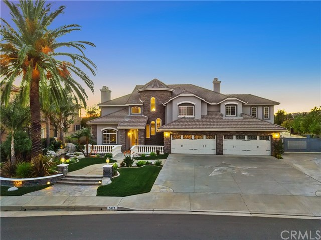 5525  Blue Ridge Drive, Yorba Linda, California