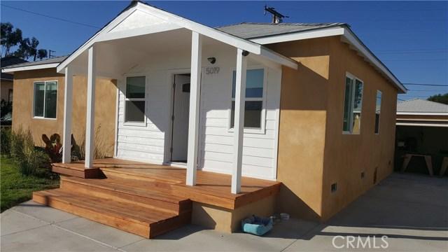 5019 W 121st Street, Hawthorne, CA 90250