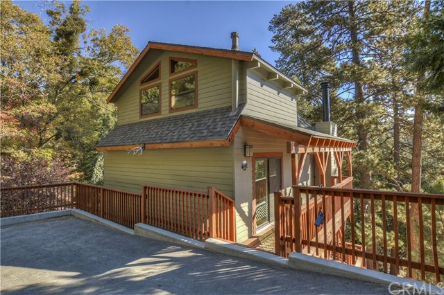 411 Thousand Pines Road, Crestline, CA 92325