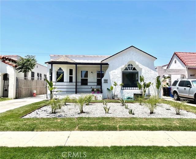 7319 S Halldale Ave, Los Angeles, CA 90047