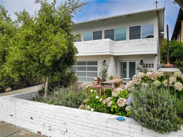 222 Dianthus Street, Manhattan Beach, California 90266, 4 Bedrooms Bedrooms, ,1 BathroomBathrooms,For Rent,Dianthus,SB20226174