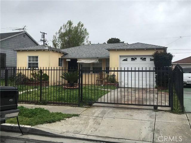 16321 S Thorson Avenue, Compton, CA 90221