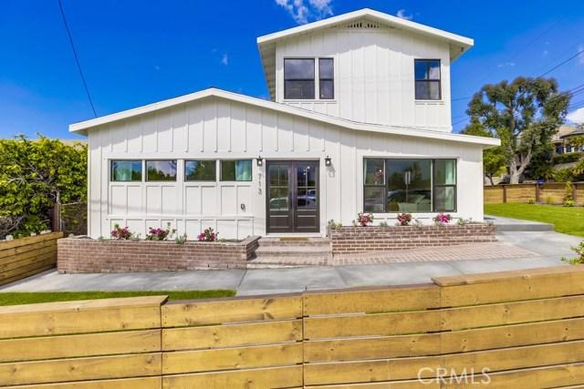 713 Diamond Street, Redondo Beach, California 90277, ,For Sale,Diamond,PW20146953
