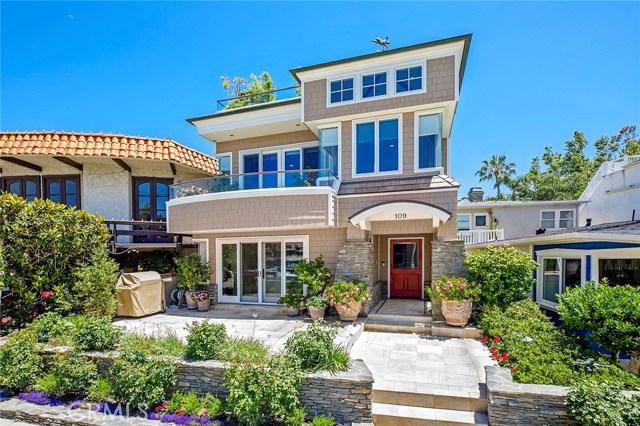 109 N Bay Front, Newport Beach, CA 92662