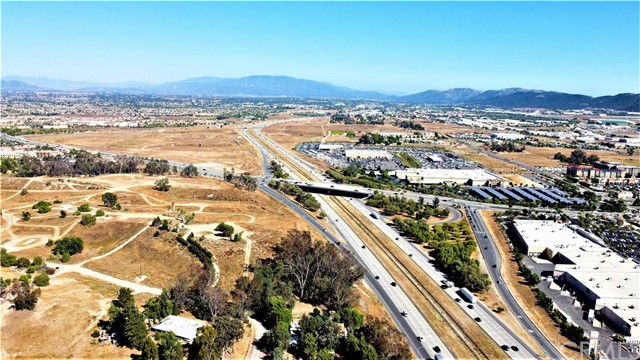 15 FWY/215 FWY Interchange South view