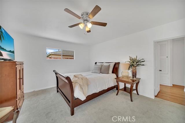 Spacious Master Bedroom Suite