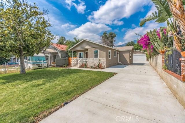 841 E Sacramento Street, Altadena, CA 91001