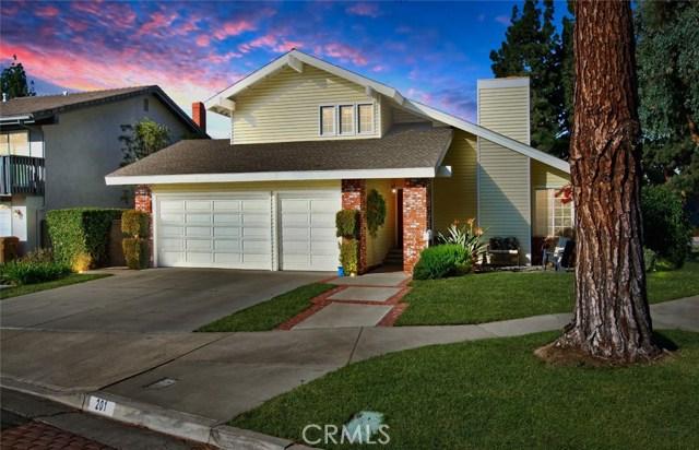 201 Demmer Place, Placentia, CA 92870