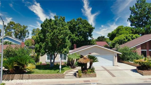 25402 Champlain Road, Laguna Hills, CA 92653