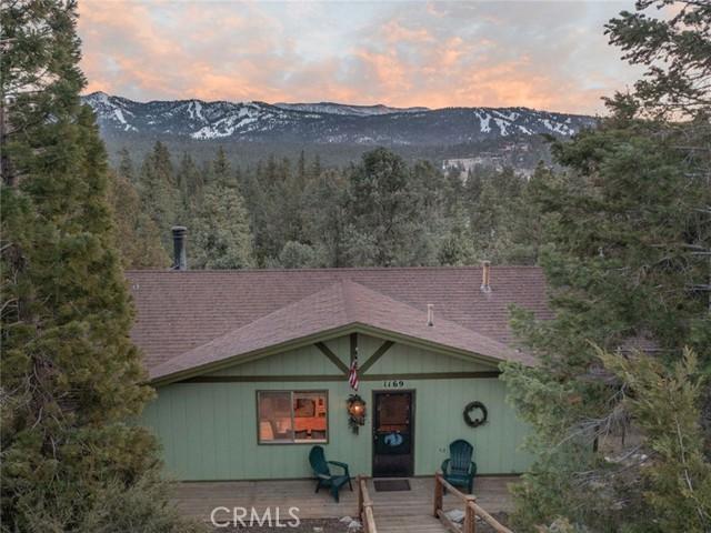 1169 Green Mountain, Big Bear, San Bernardino, California, United States 92314, 3 Bedrooms Bedrooms, ,2 BathroomsBathrooms,Single family residence,For Sale,Green Mountain,EV21071170