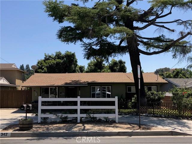 342 W Allen Avenue, San Dimas, CA 91773