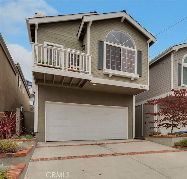 1637 Goodman Avenue, Redondo Beach, CA 90278