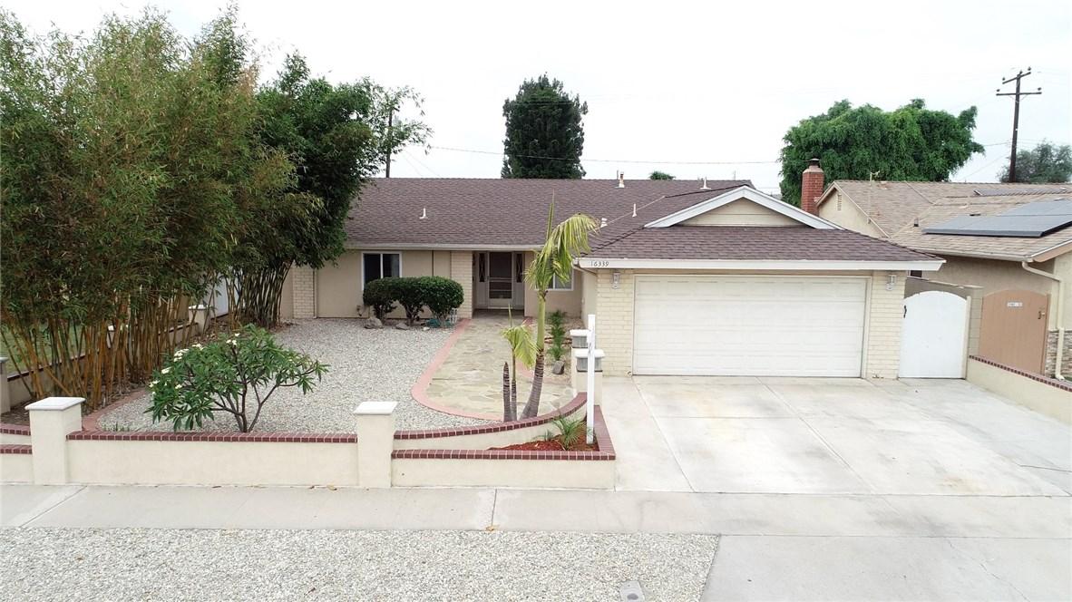 16339 San Gabriel Street, Fountain Valley, CA 92708