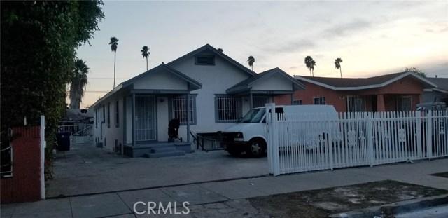 678 W 61st Street, Los Angeles, CA 90044