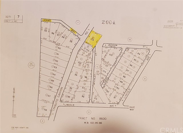 0 Chiquito Canyon Rd. Lot 103, Val Verde, CA 91384 Photo 7