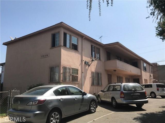 1226 S Manhattan Place, Los Angeles, CA 90019