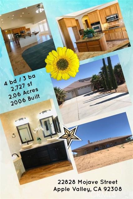22828 Mojave Street, Apple Valley, CA 92308