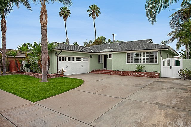 Completely remodeled executive pool home in desirable University Park Estates. Enjoy an indoor/outdoor lifestyle that is what So Cal is all about. Open floor plan that shows light and bright leading to an outdoor living space where you can gather around the outdoor fireplace and watch the big screen TV. Cool off in the pool or relieve the stress of the day relaxing in the spa. Inside, the gorgeous quartz counter kitchen has custom cabinetry, gas stove top center island, recessed lighting and stainless appliances. You even have a convenient work space for a computer, homework, or organizing your life. Warm and rich flooring flows throughout the home. Dual pane windows or sliders, and recessed lighting in every room. There's direct access to the 2 car garage which includes cabinet and loft storage. An exquisite master suite features crown molding, wainscoting and first class closet organizer leading to an elegant bath with built-in storage. Ocean close so that you get a daily breeze but the comfort of central A/C on those especially hot days. University Park Estates is conveniently located for travel to Orange County or LA, quickly, as there are 4 freeways accessible within minutes. No finer home for lease in the area.