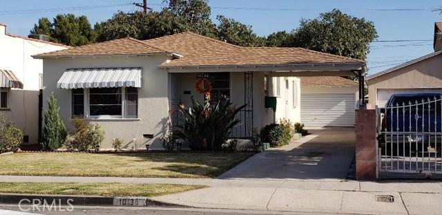 10136 Elizabeth Avenue, South Gate, CA 90280