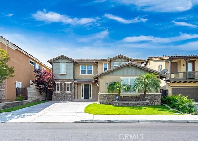 18078 Joel Brattain Drive, Yorba Linda, CA 92886