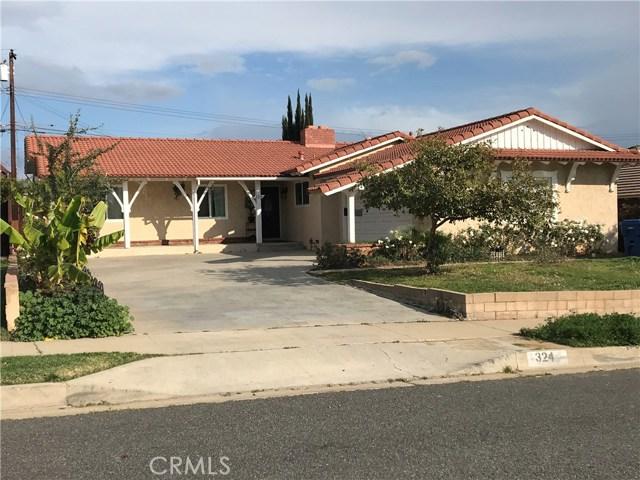 324 N Bender Avenue, Covina, CA 91724
