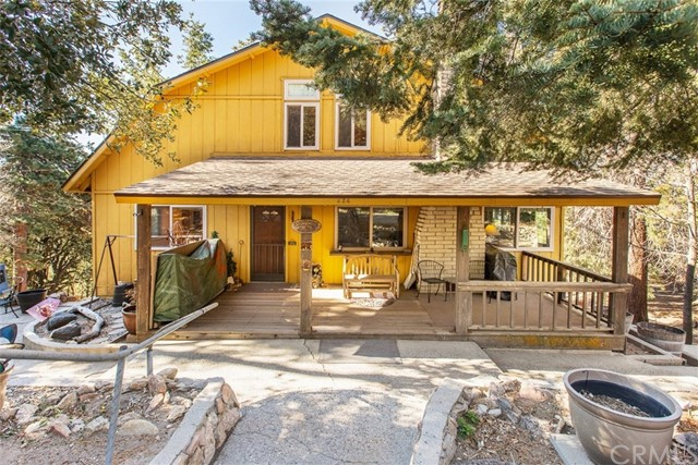 524 Sunset View Road, Twin Peaks, CA 92391