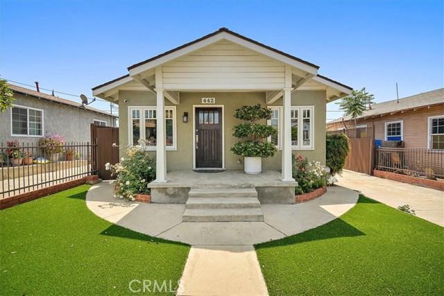 442 N Bernal Avenue, Los Angeles, CA 90063