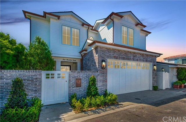 207 Via Ithaca, Newport Beach, CA 92663