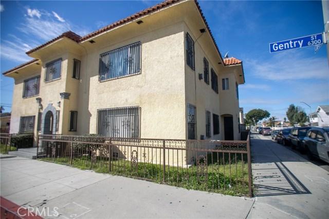 6305 Gentry Street, Huntington Park, CA 90255
