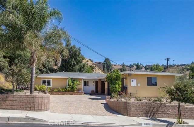 8400 Vine Valley Drive, Sun Valley, CA 91352