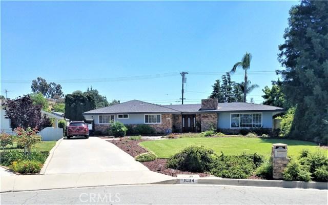 1834 E Cajon Circle, West Covina, CA 91791
