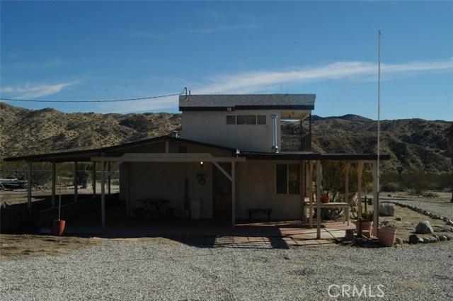 50727 Oak Drive, Morongo Valley, CA 92256