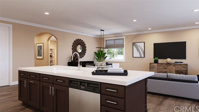 Virtualof Plan 1 Kitchen to Great Room