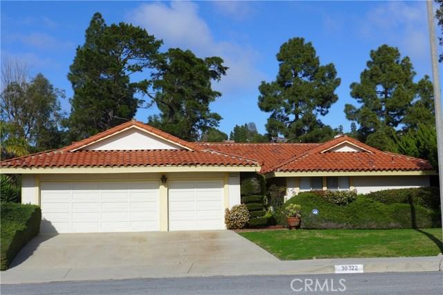 30322 Camino Porvenir, Rancho Palos Verdes, CA 90275