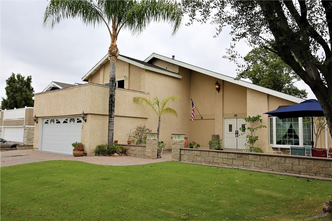 Photo of 316 Devonshire Drive, Brea, CA 92821