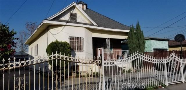 1933 E 111th Street, Los Angeles, CA 90059