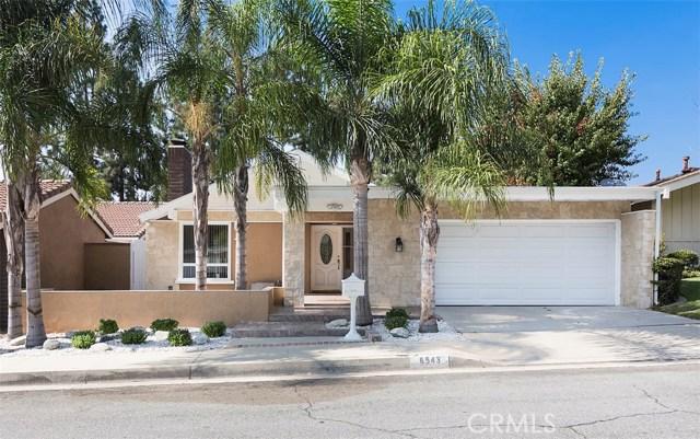 6543 E Via Arboles, Anaheim Hills, CA 92807