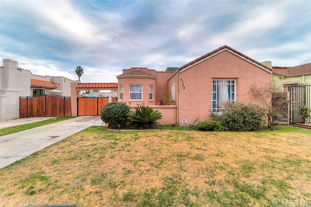 8758 S Denker Avenue, Los Angeles, CA 90047