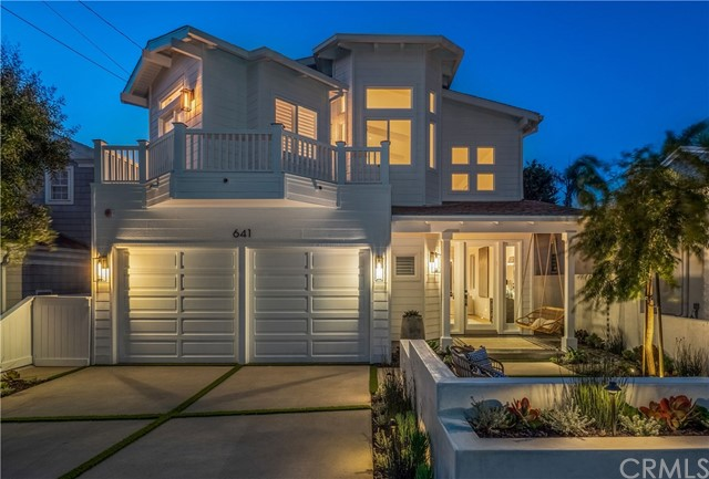 641 26th Street, Manhattan Beach, California 90266, 5 Bedrooms Bedrooms, ,4 BathroomsBathrooms,For Sale,26th,SB20139383
