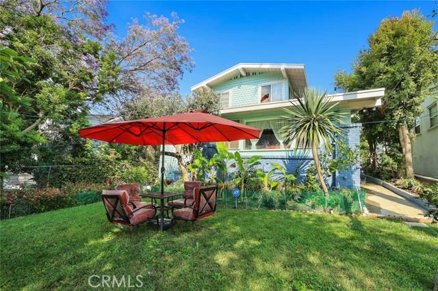 1406 Edgecliffe Drive, Silver Lake, California 90026, ,Residential Income,For Sale,Edgecliffe,WS21135734